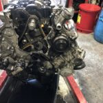 bmw engine replacement